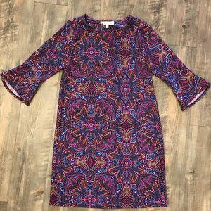 Jude Connally Paisley Dress